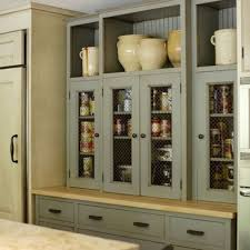 Kitchen Cabinet Display Kitchen Cabinet Glass Inserts Schuler Cabinetry At Lowes New