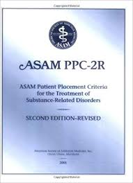 Asam Ppc 2r Patient Placement Criteria For The Treatment Of