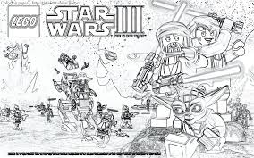 Lego Star Wars Pictures To Color Star Wars Coloring Pages To Print