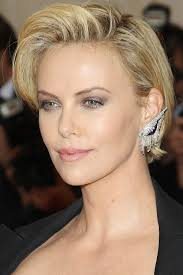 Charlize Theron Short Hair Style short hairstyles your alist inspiration charlize theron short 1265 by wearticles.com