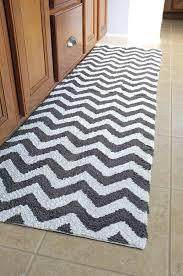bathroom rug runner chevron bath mat runner bathroom rug runner 24x60 green