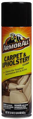 carpet upholstery cleaner. armor all carpet \u0026 upholstery cleaner aerosol 6/22oz e