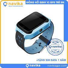 Đồng hồ định vị trẻ em chính xác, nghe gọi, nhắn tin từ xa chính hãng -  Navika GPS