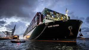 Nach Havarie im Suezkanal: