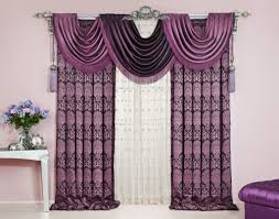 Purple Living Room Curtains Grey Modern Curtain Models 2013 Cortinas Pinterest Models