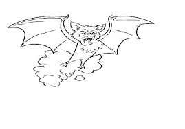 Bat Picture To Color Printable Baseball Coloring Pages Cricket