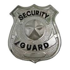 security guard badge template. Badges On Scene Inc