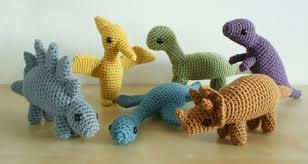 Free Crochet Dinosaur Pattern Fascinating Blog PlanetJune By June Gilbank More Dinosaur Patterns Finally