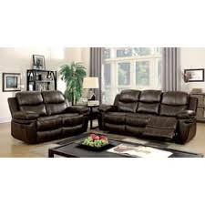 companies wellington leather furniture promote american. Furniture Of America Ellister Transitional Brown Bonded Leather Match Reclining Sofa Companies Wellington Promote American