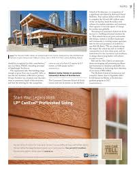 Canexel Design Centre Canadian Architect August 2016 By Iq Business Media Issuu