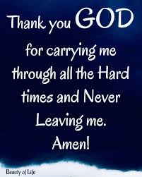 Thank You God For Not Giving Up On Me The Bible Quotes About God