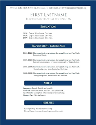 Resume Templates On Word 2007 Resume For How To Do A Resume On