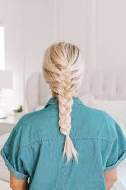 Learn How To French Braid Challenge Begins Twist Me Pretty