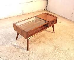 vintage mid century modern coffee table g plan coffee table rare solid teak amp glass mid