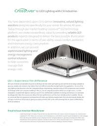 Crossover Led Lighting Crossover Lighting Brochure Pages 1 24 Text Version