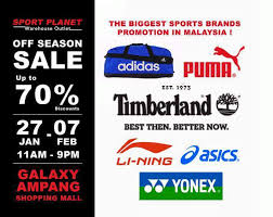 Sport Brands News Largest Sport Brands Off Season Sale Up To 70 Off At