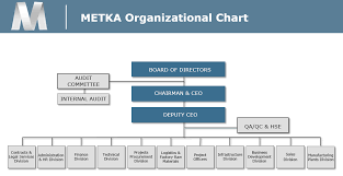 Audit Structure Chart Metka
