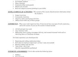 Hobbies For Resume Fascinating Resume Examples With Hobbies And Interests As Well As For Frame