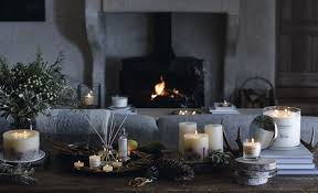 candles that smell like fireplace chrissie u0027s tips for an organised the white company journal