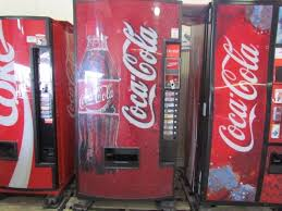 How To Load A Coke Vending Machine Best Coke Vending Machine No Coin Mechanism R48
