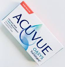 Acuvue Oasys Light Sensitivity Free Trial Acuvue Oasys With Transitions In Providence