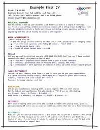 How To Write Out A Resume Fair Simple Cv Of Nepalese People Yahoo
