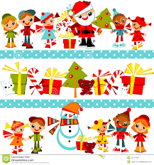 Christmas For Kids Kids Christmas Background Royalty Free Stock Images Image 22375679