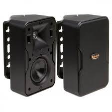 <b>Всепогодная акустика Klipsch CP-4T</b> black