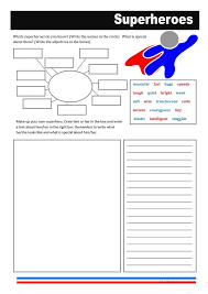 Super Hero Worksheets Free Worksheets Library   Download and Print ...