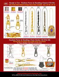 umx catalogues stylish fashion purse chains and beaded metal handle frame hardware