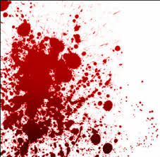 Blood Spatter Patterns Enchanting Forensics Physics In Forensics The Science Behind It All