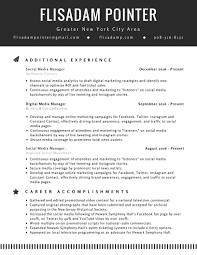 resume flisadam flisadam pointer resume multimedia journalist page 2