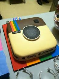 6 Instagram Birthday Cakes Photo Instagram Cake Instagram