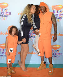 Kids Choice Awards red carpet arrivals in LA Daily Mail Online