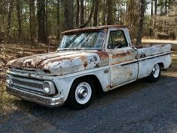 Truck chevy c10 project trucks : 1966 Chevrolet C10 Shop Truck/Rat Rod Killer Patina short bed big ...
