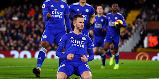 Fulham FC v Leicester City - Premier League - Read Leicester