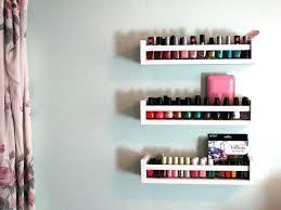 nail polish wall rack nail polish storage from e racks nail polish wall rack acrylic nail polish wall rack