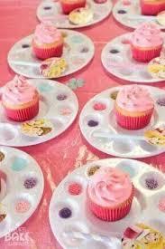 Cupcake Decorating Stations So Cute Tea Parties Disney