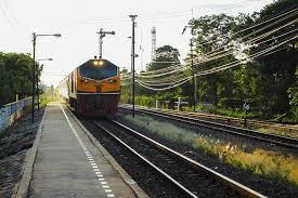 Железнодорожный транспорт в России ru Фото с сайта pixabay com