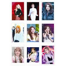 Lomo Card Ảnh SEULGI - RED VELVET ( 45 ảnh), Giá tháng 10/2020