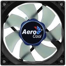 <b>Вентилятор Aerocool MOTION 8</b> BLUE-3P 80