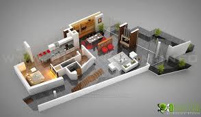 office floor plan design. 3D Floor Plan Office Design France By 3drendering A