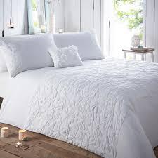 john rocha white padded shianti bed linen at debenhams com