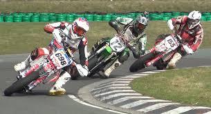 supermoto elite 2014 warm up race one youtube