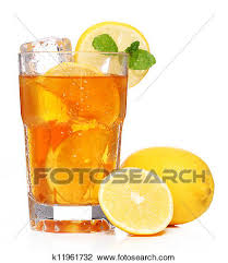 glass of iced tea clip art. Contemporary Clip Stock Photo  Fresh And Cold Ice Tea With Lemon Mint Fotosearch  Search On Glass Of Iced Tea Clip Art