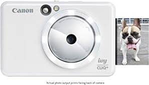 <b>Canon</b> IVY CliQ+ Instant <b>Camera</b> Printer, Mobile Mini <b>Photo</b> Printer ...