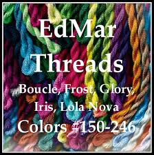 Iris Floss Color Chart Edmar Brazilian Embroidery Threads All Sizes Available Boucle Frost Glory Iris Lola Nova Colors 150 246 Rayon Thread