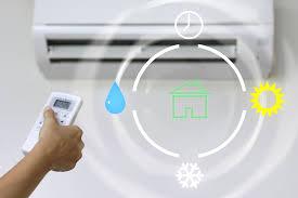 Klimaanlage Abkühlung Und Geruhsamer Schlaf Oder Stromfresser Und