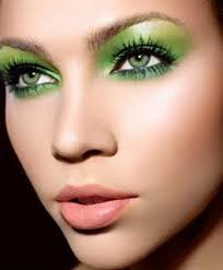 in general start with these tips and then start experimenting you ll be surprised what looks good for green eye make up