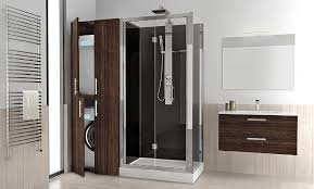 Vasche Da Bagno Con Doccia : Vasca da bagno con seduta canlic for